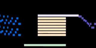 Visualisation musique Bach toccata